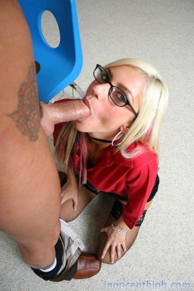 Christine Alexis Blow Job
